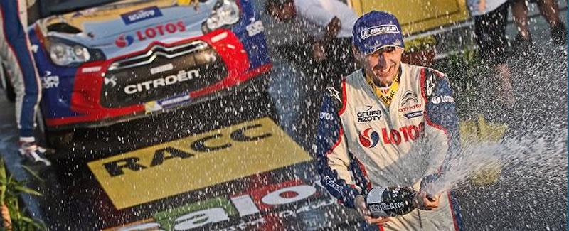 Kubica WRC