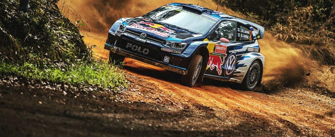 Latvala Lider WRC Viernes Australia