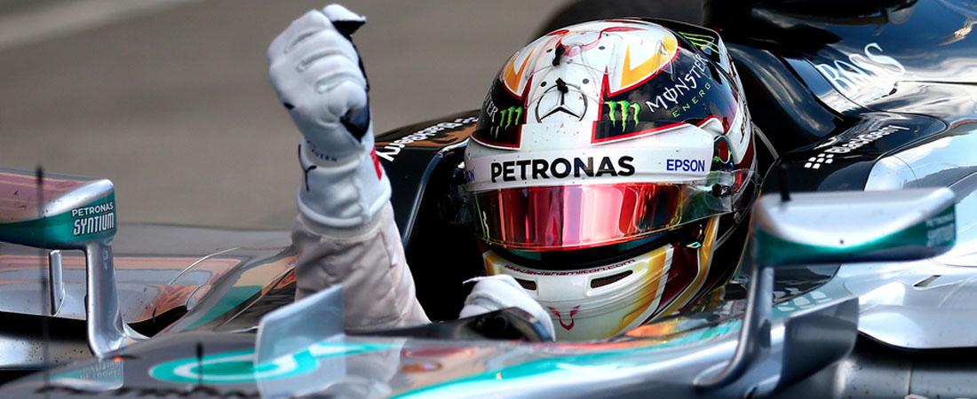 Lewis Hamilton ganador GP Japon 2015