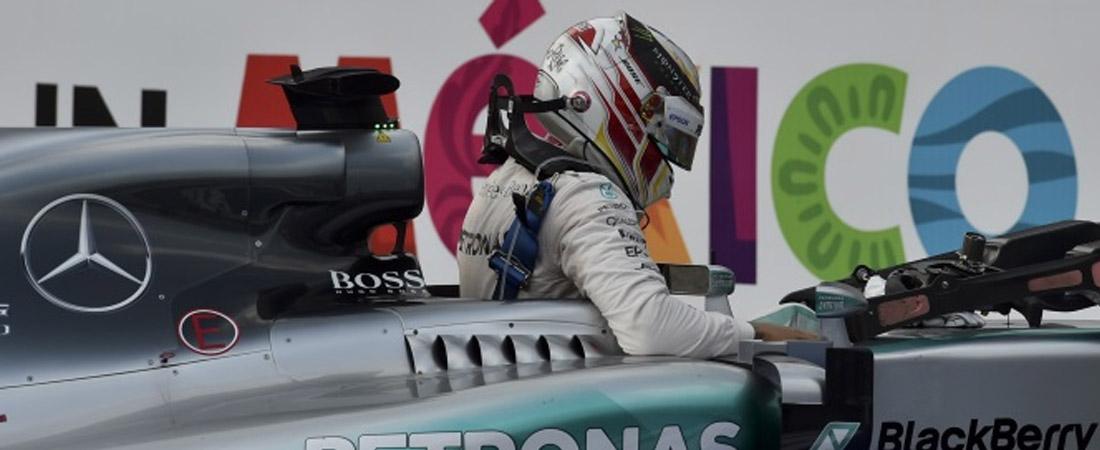 Lewis Hamilton previo al Gp de Brasil 2015