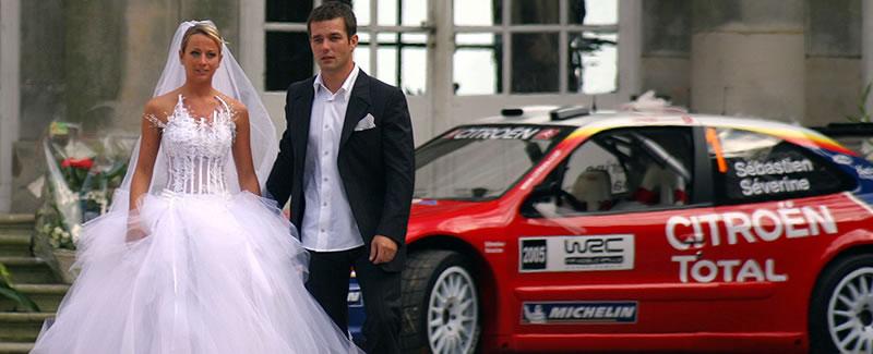 Loeb regresa con su esposa a la competencia