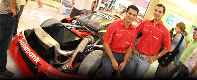 Milo_Valverde_entrevista_Nissan_TIIDA_GT1_2011