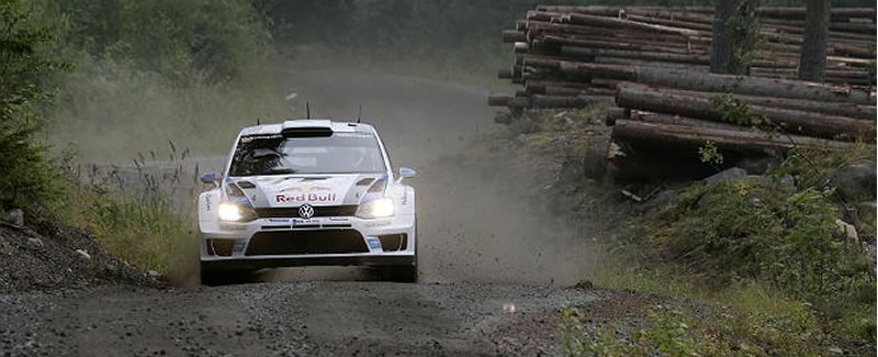Ogier WRC Gales