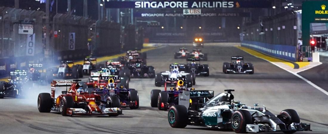 Previo F1 GP Singapur 2015