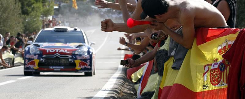 Previo WRC Espana 2013