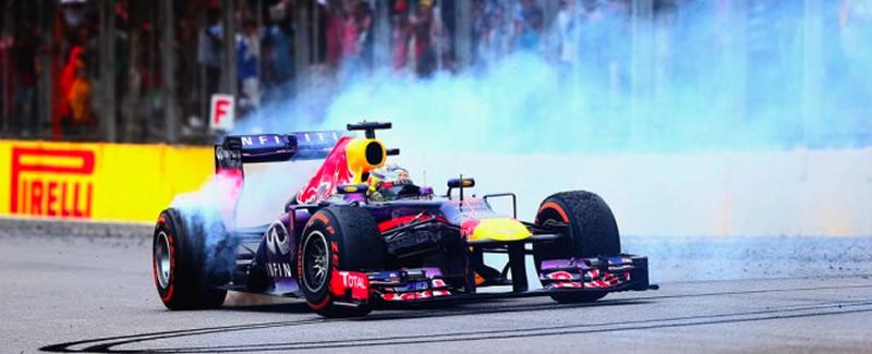 Resumen F1 RedBull