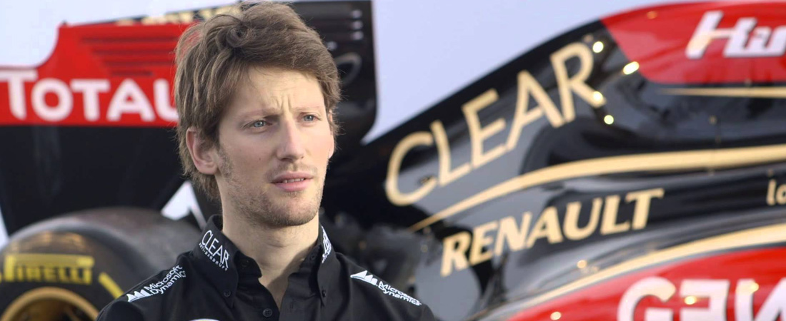 Romain Grosjean confirmed Team haas
