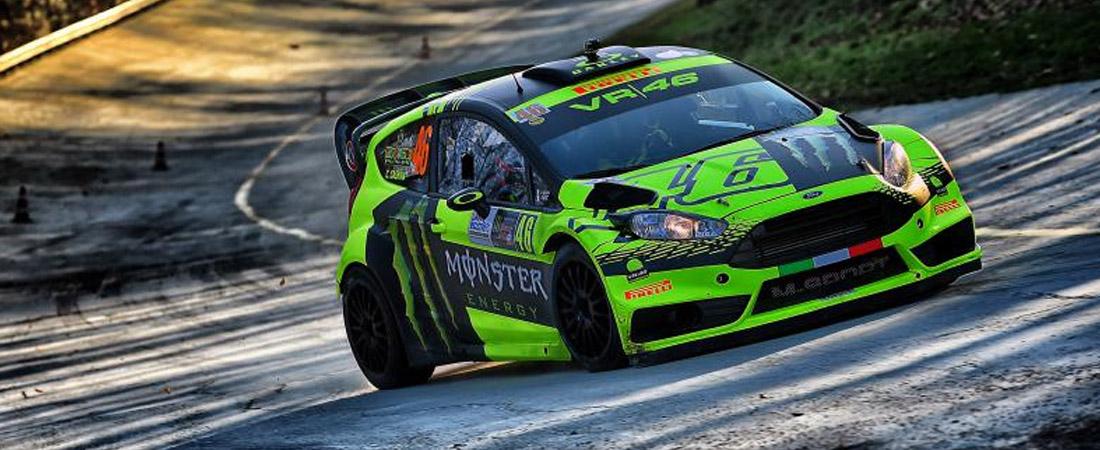 Rossi gana el Show en Monza