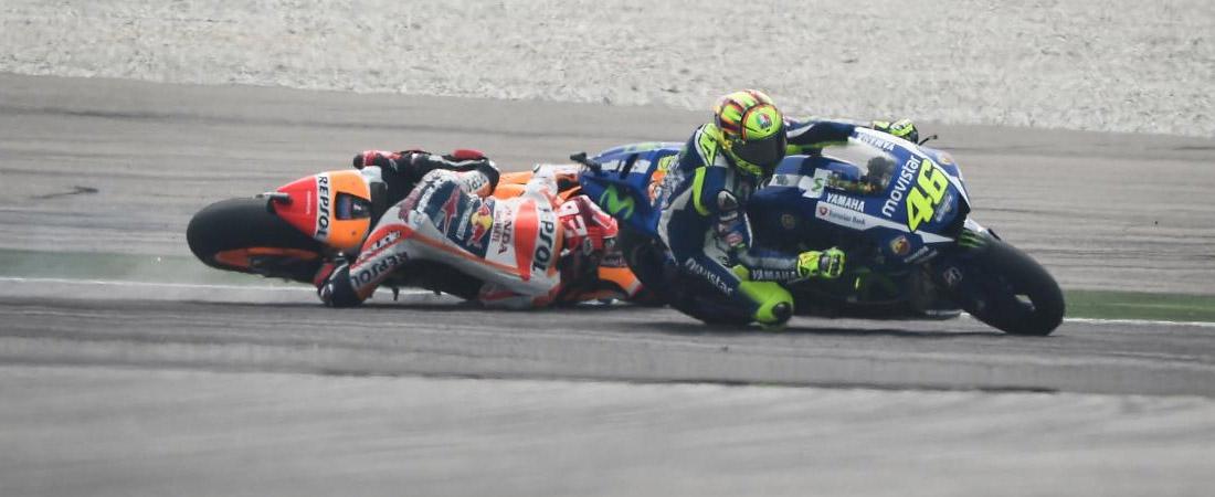 Rossi podria no ir a Valencia