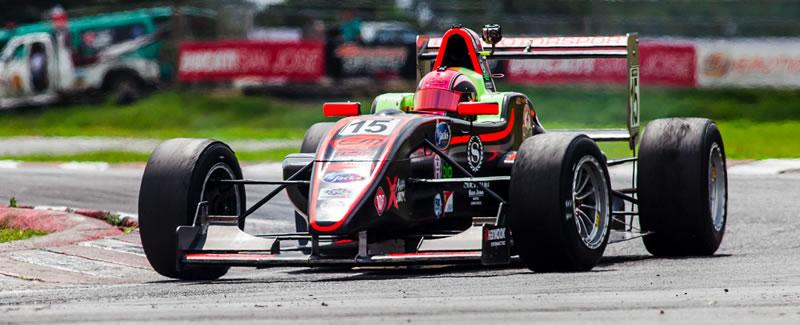 Veronica Valverde PANAM GP Peru