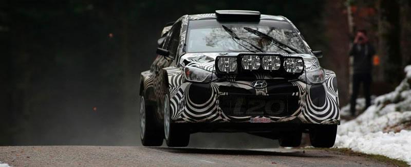 Videos Neuville Hyundai i20 WRC
