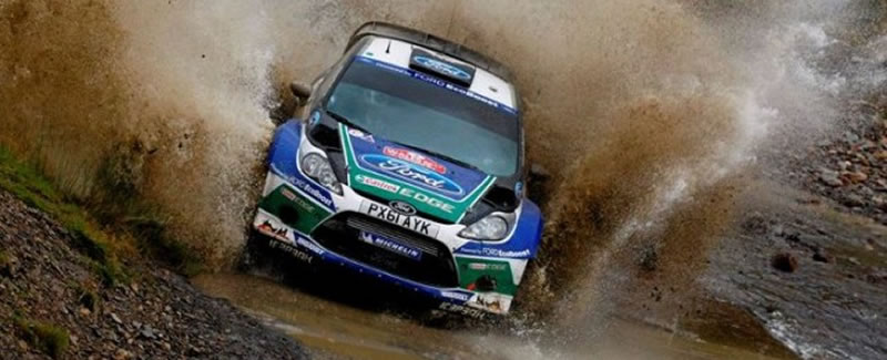 WRC Gales