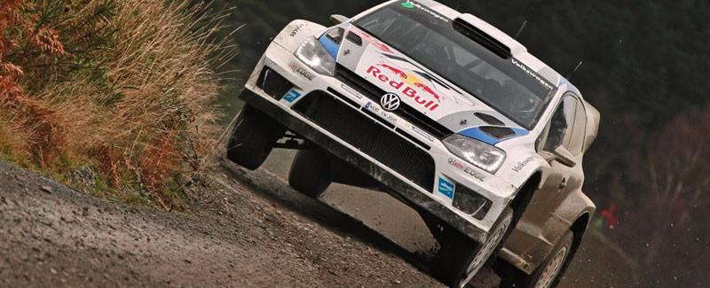 WRC Gales TC 14 2013