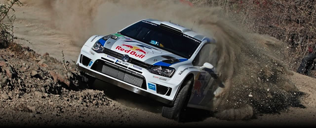 WRc_Mexico_2013_Ogier_lider_day_1