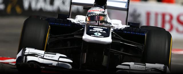 Williams_con_motores_Mercedes_en_la_F1
