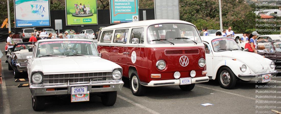 autos antiguos rally