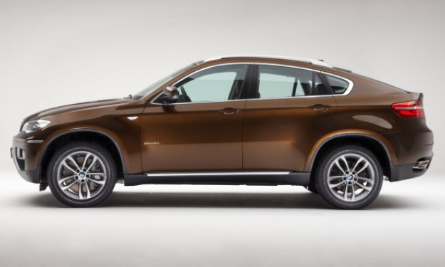 bmw x6 2012 lateral
