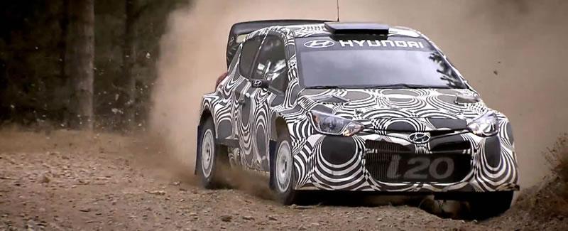 i20 WRC Cataluna