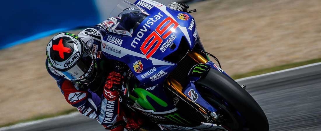 jorge lorenzo gana en francia motogp