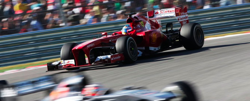 resumen 2013 Ferrari
